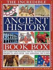 The Incredible Ancient History Book Box