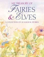 My Treasury of Fairies & Elves