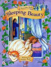 Sleeping Beauty, a Storyteller Book:  A Shimmering Story from the Kingdom of Glitterland