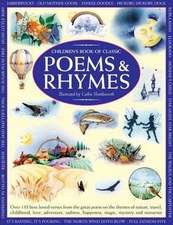Children's Book of Classic Poems & Rhymes