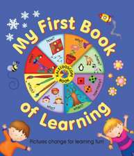 Kaleidoscope Book: My First Book of Learning