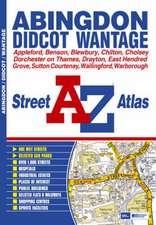 Abingdon Street Atlas