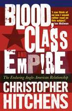 Blood, Class and Empire