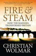 Fire and Steam