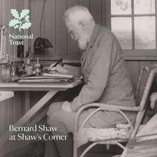 Bernard Shaw at Shaw's Corner, Hertfordshire