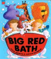 Big Red Bath