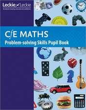 Maths Problem-Solving Skills Pupil Book