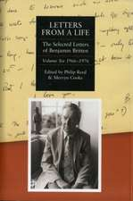 Letters from a Life: the Selected Letters of Ben – Volume Six: 1966–1976