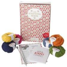 Kidston, C: The Knitting Tin Book