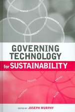 Murphy, D: Governing Technology for Sustainability