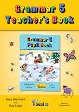 GRAMMAR 5 TEACHERS BOOK PRECURSIVE