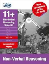 Non-Verbal Reasoning Age 9-10