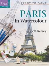 Paris in Watercolour [With Tracings]:  How to Knit Beautiful Fashion Dolls, Clothes & Accessories