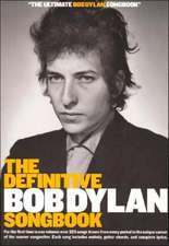 Dylan, B: The Definitive Bob Dylan Songbook (Small Format)