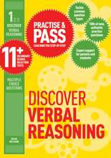 Williams, P: Practise & Pass 11+ Level One: Discover Verbal