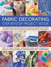 Fabric Decorating Project Book