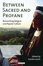 Between Sacred and Profane