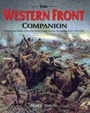 Adkin, M: The Western Front Companion