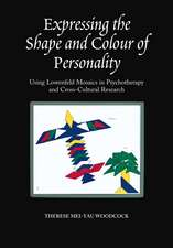 Expressing the Shape and Colour of Personality