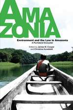 Environment & the Law in Amazonia