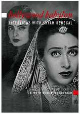 Bollywood Babylon: Interviews with Shyam Benegal