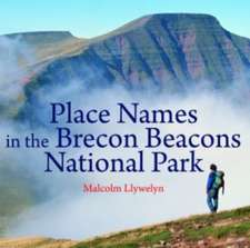 Place Names in the Brecon Beacons National Park