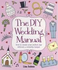 The DIY Wedding Manual