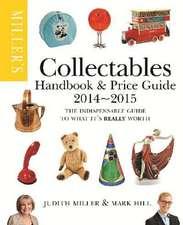 Miller's Collectables Handbook & Price Guide 2014-2015