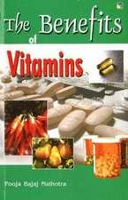 Benefits of Vitamins