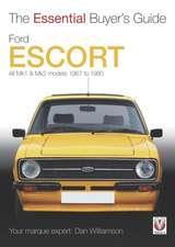 Ford Escort:  All Mk1 & Mk2 Models 1967 to 1980