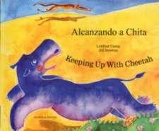 Keeping up with Cheetah (English/Spanish)