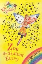 Rainbow Magic: Zoe the Skating Fairy