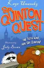 The Yetis Hunt Sir Quinton Quest
