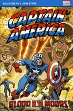 Captain America Blood on the Moors