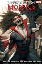 Marvel Platinum: The Definitive Morbius: The Living Vampire