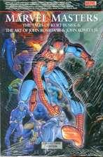 Marvel Masters: Romita Sr., Romita Jr. And Busiek Collectors' Edition Slipcase