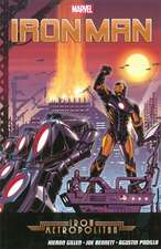 Iron Man Vol. 4: Metropolitan