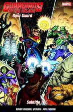 Guardians Of The Galaxy: New Guard Vol. 3