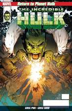 Return To Planet Hulk