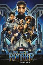 Marvel Cinematic Collection Vol. 9: Black Panther Prelude
