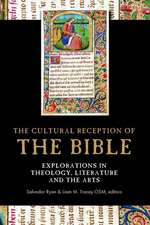 cultural reception of the Bible