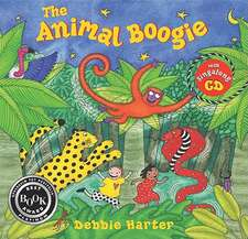 The Animal Boogie [With CD (Audio)]:  Chapter Book
