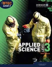 BTEC Level 3 National Applied Science Student Book