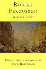 Robert Fergusson: Selected Poems
