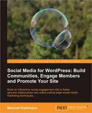 Social Media for Wordpress