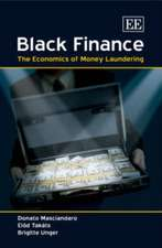 Black Finance: The Economics of Money Laundering