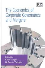 The Economics of Corporate Governance and Mergers