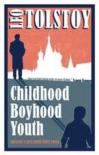 Childhood, Boyhood, Youth: New Translation