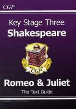 KS3 English Shakespeare Text Guide - Romeo and Juliet