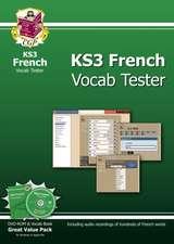 KS 3 French Vocab Tester